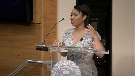 Moody Lectures: Ayesha Rascoe